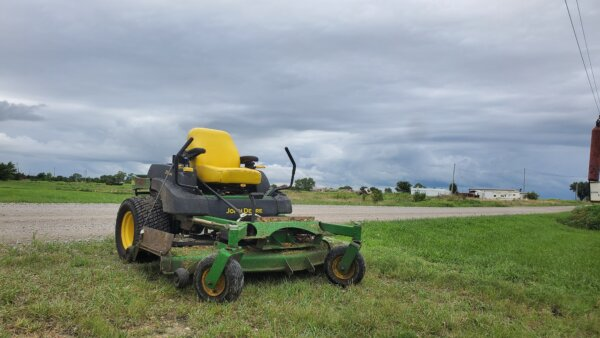 Lawn Mower services